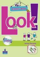 Pearson, Longman Look! 1 Teacher's LiveBook - Jenny Parsons cena od 1218 Kč