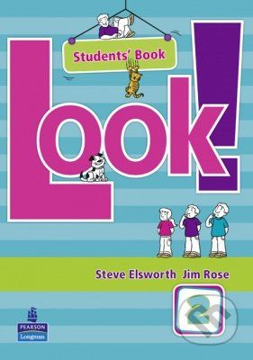 Pearson, Longman Look! 2 - Steve Elsworth cena od 346 Kč