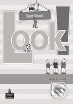 Pearson, Longman Look! 2 - Rod Fricker cena od 216 Kč