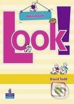 Pearson, Longman Look! 3 - David Todd cena od 179 Kč