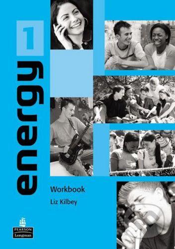 Pearson, Longman Energy 1 - Liz Kilbey cena od 195 Kč