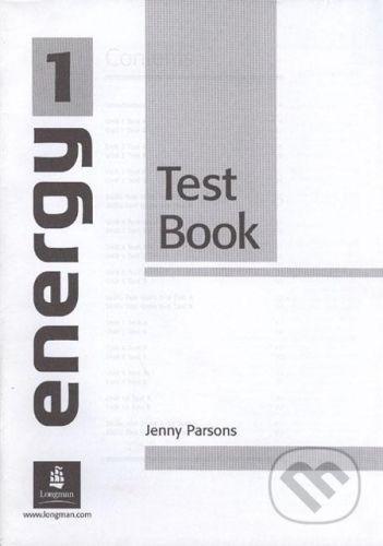 Pearson, Longman Energy 1 - Jenny Parsons cena od 259 Kč