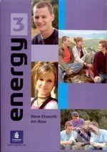 Pearson, Longman Energy 3 - Jim Rose, Steve Elsworth cena od 415 Kč
