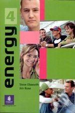 Pearson, Longman Energy 4 - Jim Rose, Steve Elsworth cena od 415 Kč