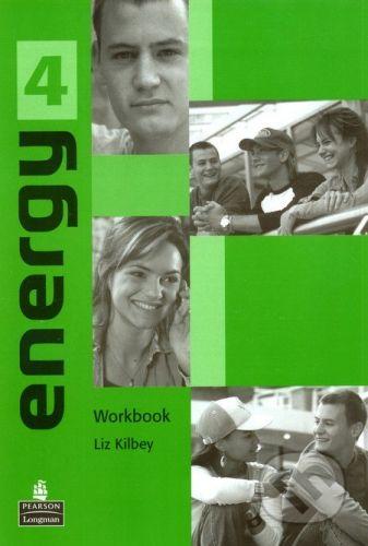 Pearson, Longman Energy 4 - Jim Rose, Steve Elsworth cena od 241 Kč