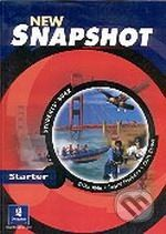 Pearson, Longman New Snapshot - Starter - Brian Abbs, Ingrid Freebairn cena od 663 Kč
