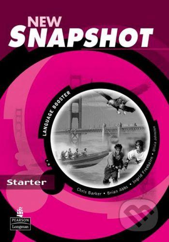 Pearson, Longman New Snapshot - Starter - Brian Abbs, Chris Barker cena od 408 Kč