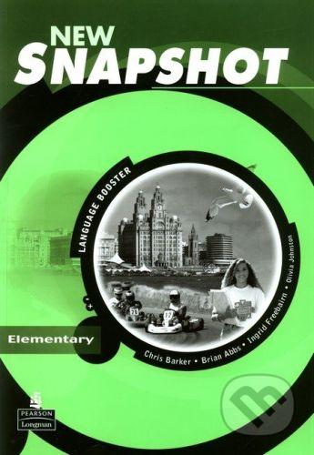 Pearson, Longman New Snapshot - Elementary - Chris Barker cena od 408 Kč