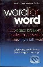 Oxford University Press Word for Word - cena od 418 Kč