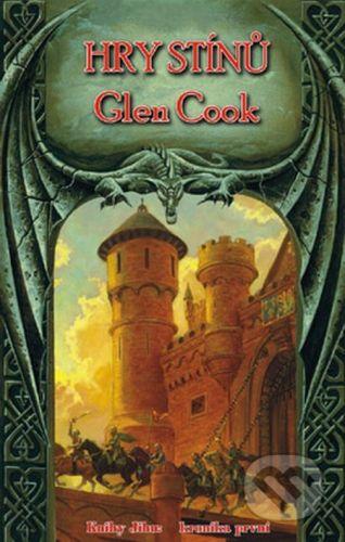 Robert Pilch - BROKILON Hry stínů - Glen Cook cena od 259 Kč