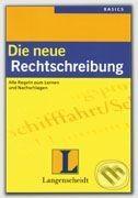 Langenscheidt Die Neue Rechtsreibung - Christian Stang cena od 129 Kč