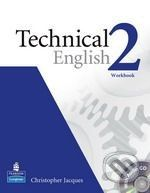 Pearson, Longman Technical English Level 2 - Workbook without key with Audio CD - Christopher Jacques cena od 281 Kč