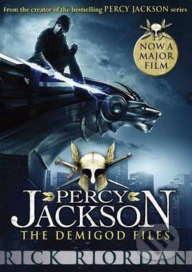 Penguin Books Percy Jackson: The Demigod Files - Rick Riordan cena od 162 Kč