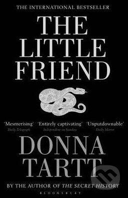 Bloomsbury The Little Friend - Donna Tartt cena od 229 Kč
