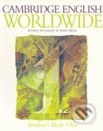 Cambridge University Press Cambridge English Worldwide 1 - A. Littlejohn, D. Hicks cena od 116 Kč