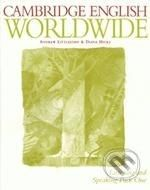 Cambridge University Press Cambridge English Worldwide 1 - A. Littlejohn, D. Hicks cena od 138 Kč