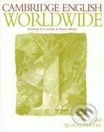 Cambridge University Press Cambridge English Worldwide 1 - A. Littlejohn, D. Hicks cena od 296 Kč
