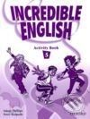 Oxford University Press Incredible English 5 - Sarah Phillips cena od 172 Kč