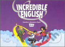 Oxford University Press Incredible English 5 & 6 - Sarah Phillips cena od 1128 Kč