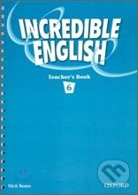 Oxford University Press Incredible English 6 - Sarah Phillips cena od 397 Kč