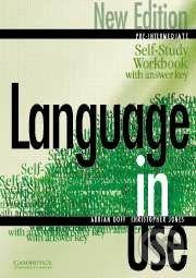 Cambridge University Press Language in Use - Pre-Intermediate - A. Doff, C. Jones cena od 280 Kč