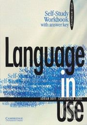 Cambridge University Press Language in Use - Upper-intermediate - A. Doff, C. Jones cena od 136 Kč