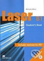 MacMillan New Laser - B1 - M. Mann cena od 286 Kč