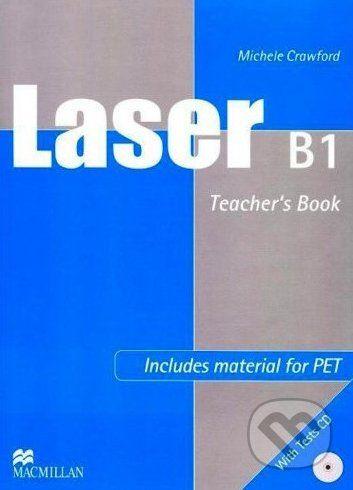MacMillan New Laser- B1 - Michele Crawford cena od 664 Kč