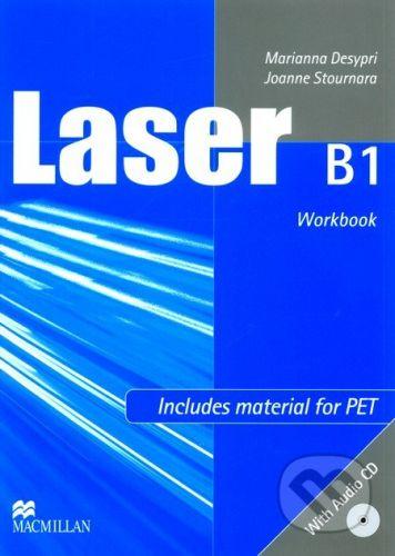 MacMillan New Laser - B1 - M. Mann cena od 216 Kč