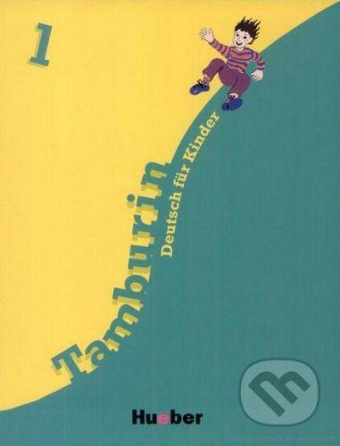 Max Hueber Verlag Tamburin 1 - Lehrbuch - cena od 256 Kč