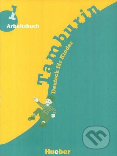 Max Hueber Verlag Tamburin 1 - Arbeitsbuch - cena od 246 Kč