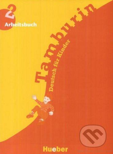 Max Hueber Verlag Tamburin 2 - Arbeitsbuch - cena od 220 Kč
