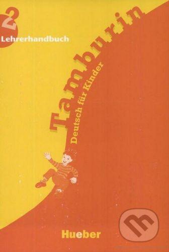 Max Hueber Verlag Tamburin 2 - Lehrerhandbuch - cena od 336 Kč