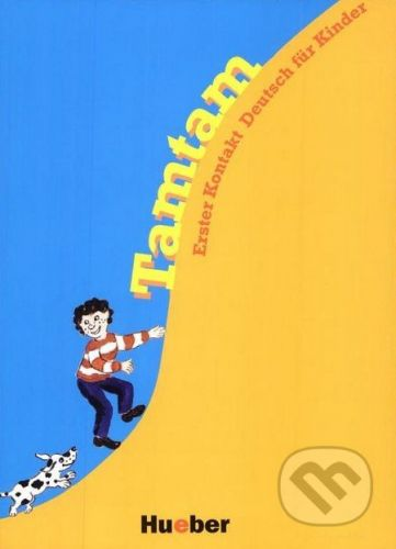 Max Hueber Verlag Tamtam - Arbeitsbuch - cena od 248 Kč