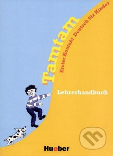 Max Hueber Verlag Tamtam - Lehrerhandbuch - cena od 352 Kč