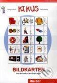 Max Hueber Verlag Kikus - Bildkarten - cena od 808 Kč