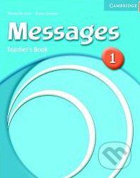 Cambridge University Press Messages 1 - Meredith Levy cena od 599 Kč