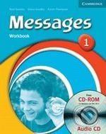 Cambridge University Press Messages 1 - Diana Goodey cena od 220 Kč