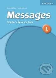 Cambridge University Press Messages 1 - Sarah Ackroyd cena od 609 Kč