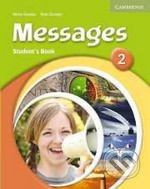 Cambridge University Press Messages 2 - Diana Goodey cena od 340 Kč