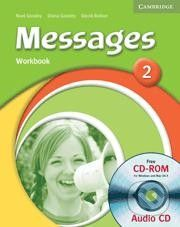 Cambridge University Press Messages 2 - Diana Goodey cena od 220 Kč