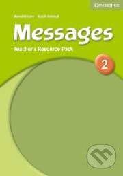Cambridge University Press Messages 2 - Sarah Ackroyd cena od 609 Kč