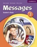 Cambridge University Press Messages 3 - Diana Goodey cena od 298 Kč