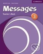 Cambridge University Press Messages 3 - Diana Goodey cena od 486 Kč