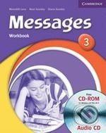 Cambridge University Press Messages 3 - Diana Goodey cena od 220 Kč