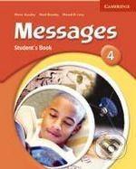Cambridge University Press Messages 4 - Diana Goodey cena od 236 Kč