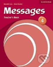 Cambridge University Press Messages 4 - Diana Goodey cena od 648 Kč