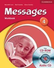 Cambridge University Press Messages 4 - Diana Goodey cena od 220 Kč