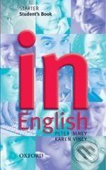 Oxford University Press In English - Starter - Peter Viney cena od 281 Kč