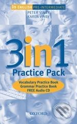 Oxford University Press In English - Pre-Intermediate - Peter Viney cena od 585 Kč